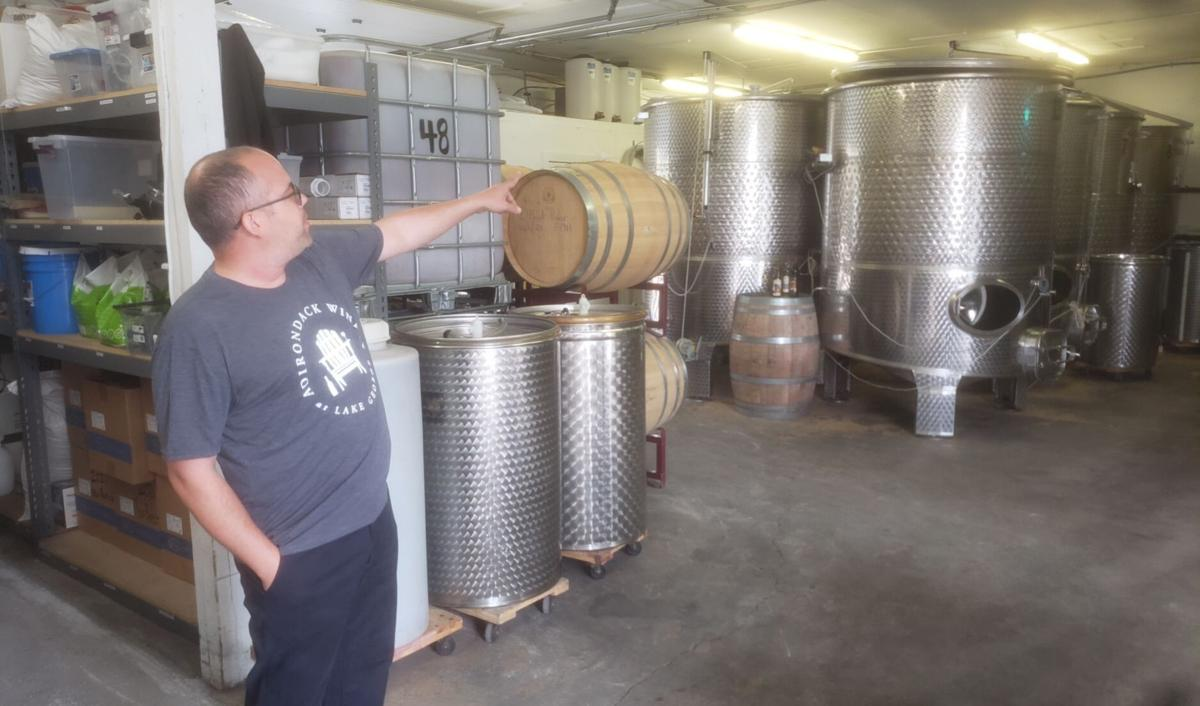 Winery expanding
