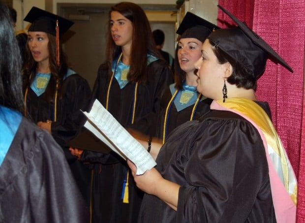Schuylerville graduation
