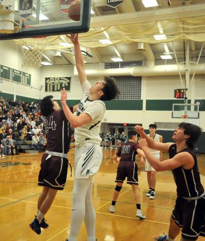 Boys Basketball: Hudson Falls vs. Burnt Hills