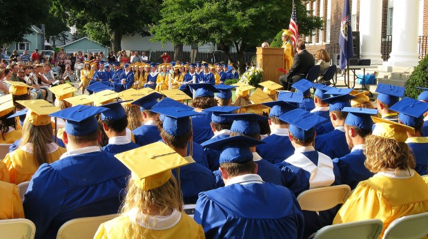 Granville graduation2