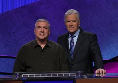 Barcomb and Trebek