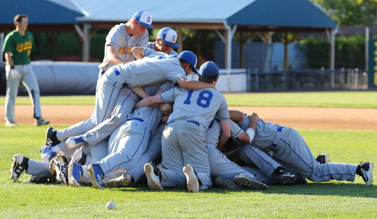 Queensbury state title