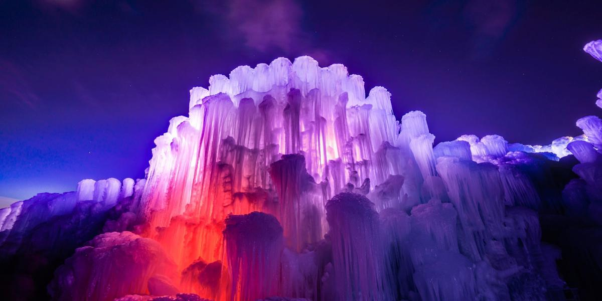 Ice Castles plans to come to Lake George