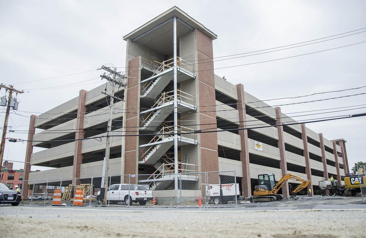 Rates Set For New Downtown Parking Garage Local