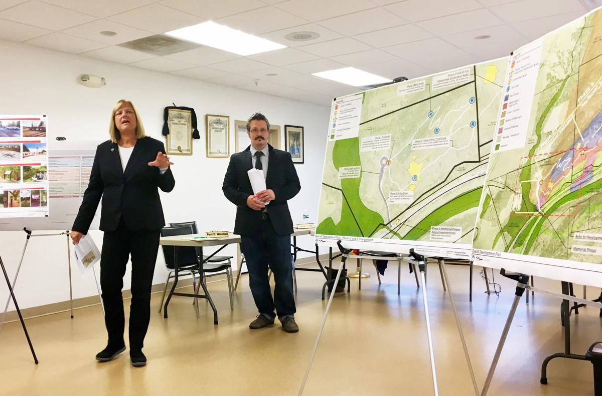 Fort Ann Battle Hill proposal