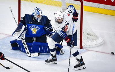 Finland USA Hockey Worlds