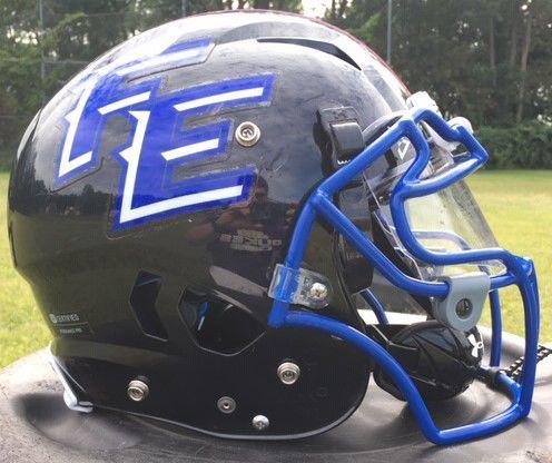 Corinth-Fort Edward helmet