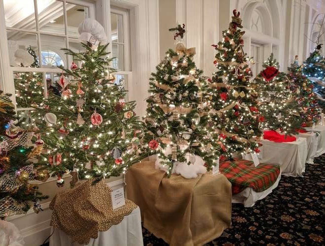 North Country Festival of Trees