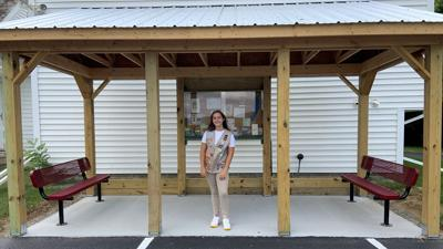 Fort Ann Girl Scout gets Gold Award
