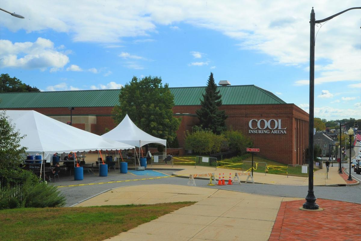 Cool Insuring Arena