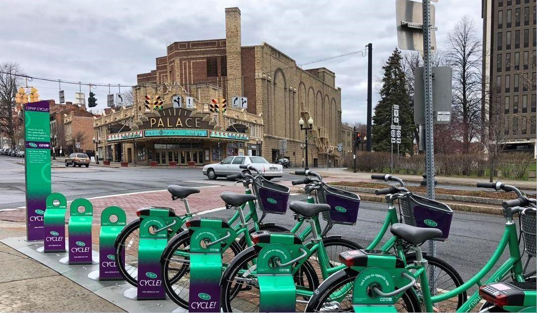 Warren County exploring bike-sharing program