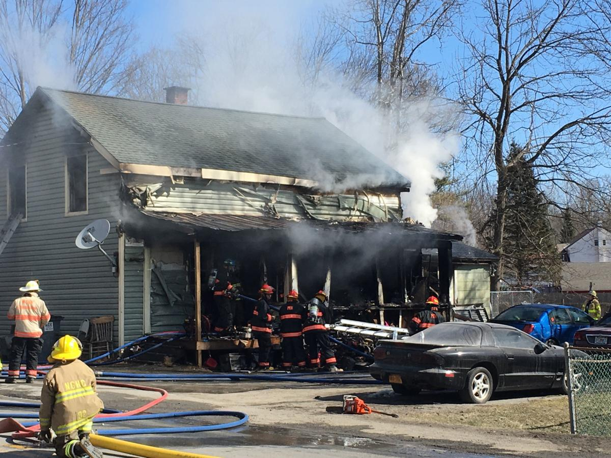 Fire investigator: Old wiring to blame for Granville fire | Local ...