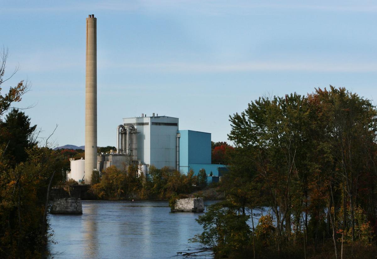 Hudson Falls trash plant