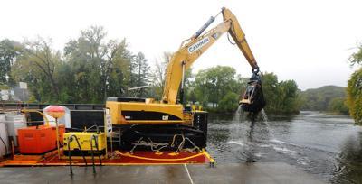 Hudson River dredging