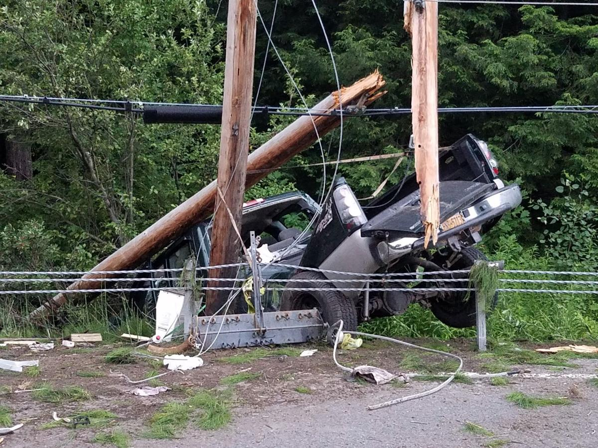 Man, 58, seriously injured in Route 50 crash | Local