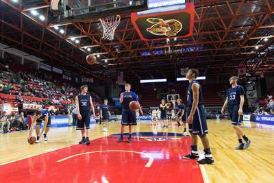 State tournament in Binghamton