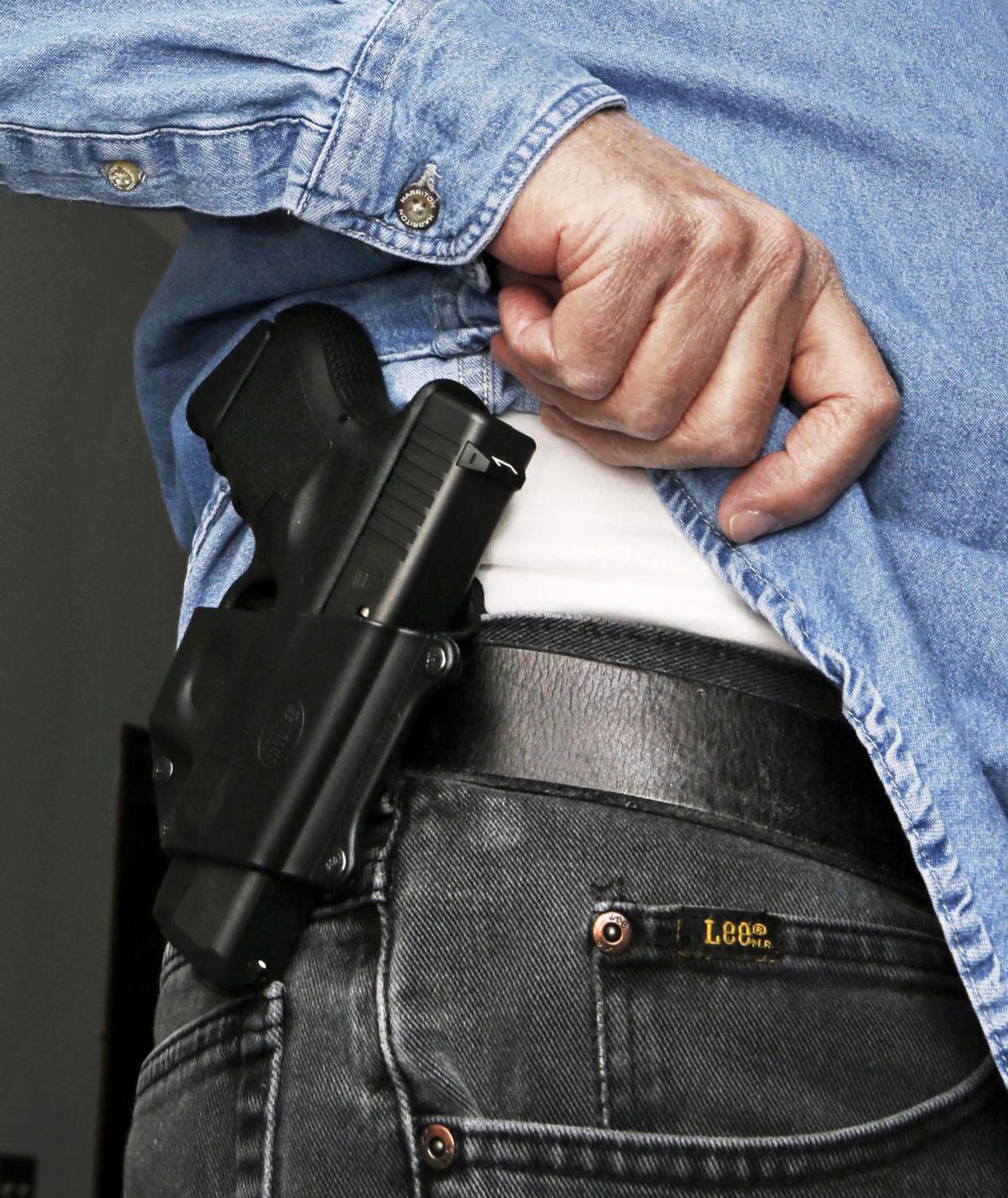 Pistol permits