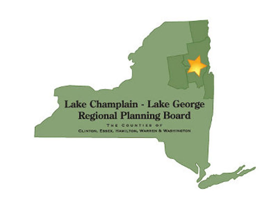 Lake Champlain Lake George Regional Planning Board logo