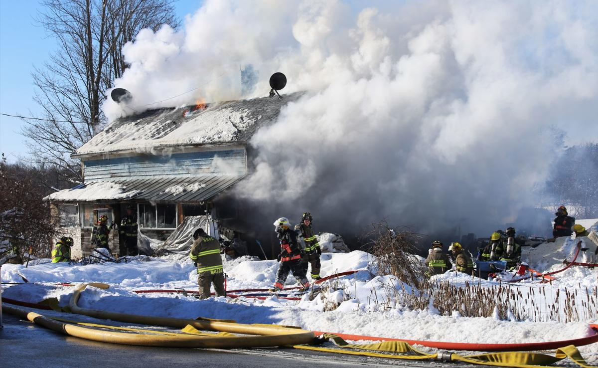 Granville house destro by fire; pets perished | Local ... on
