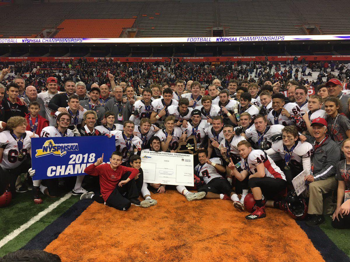 Glens Falls state title