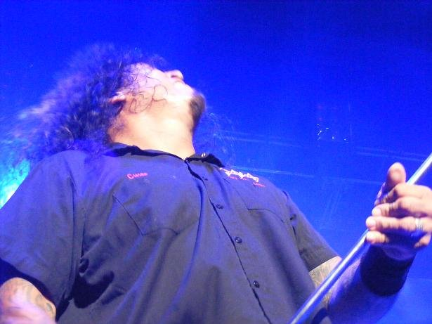 Testament - photo submitted by Doug Burgess