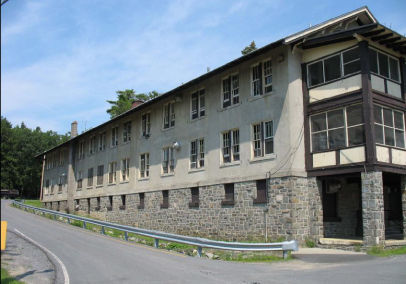 Mt. McGregor minimum security dorm