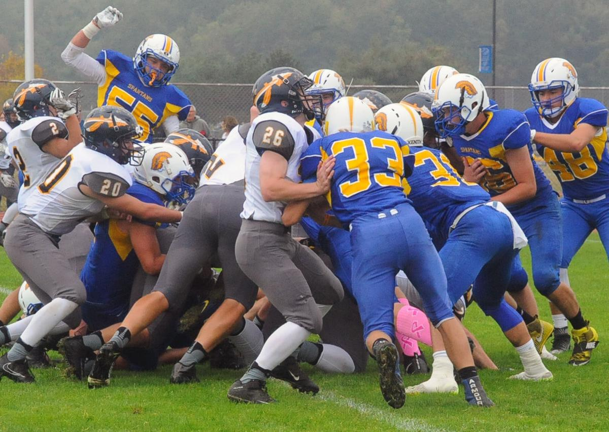 Queensbury (3-2, 3-3) at South Glens Falls (3-2, 4-2), Friday, 7 p.m.