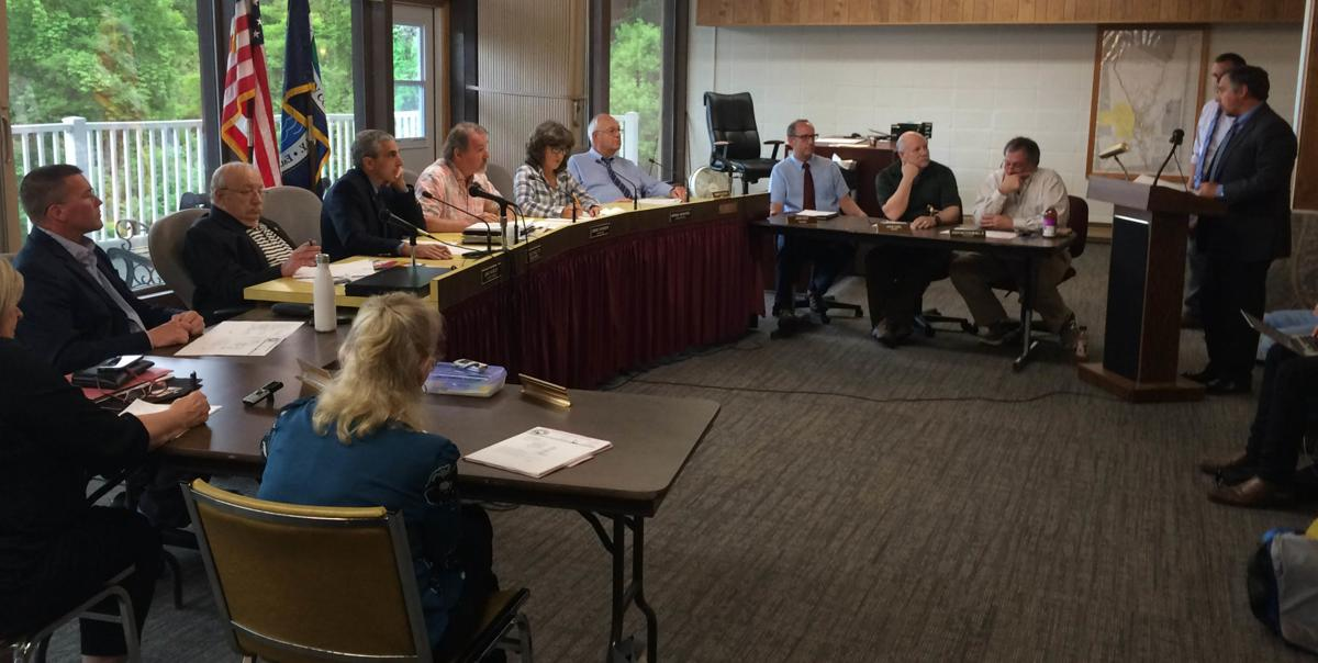Lake George officials discuss wastewater treatment plant