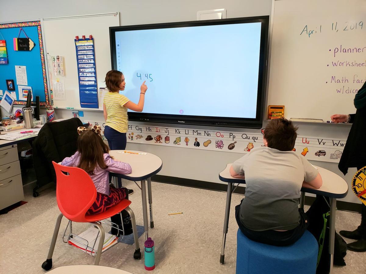 Neilands classroom