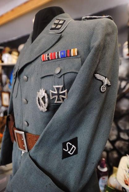 museum files nazi uniform | | poststar.com