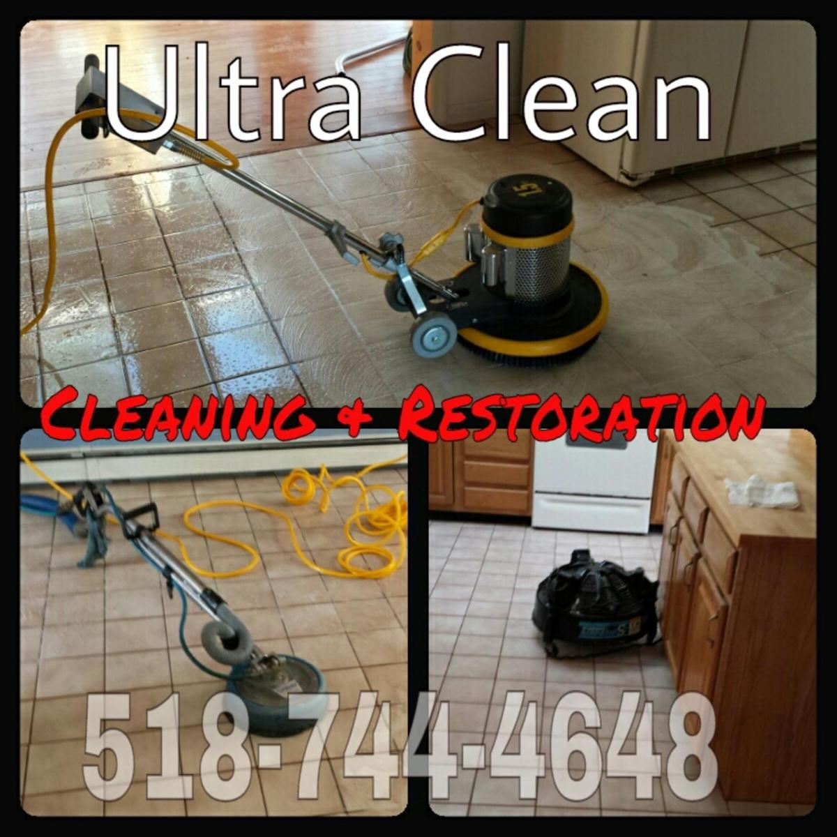 Ultra Cleaning 518-744-4648