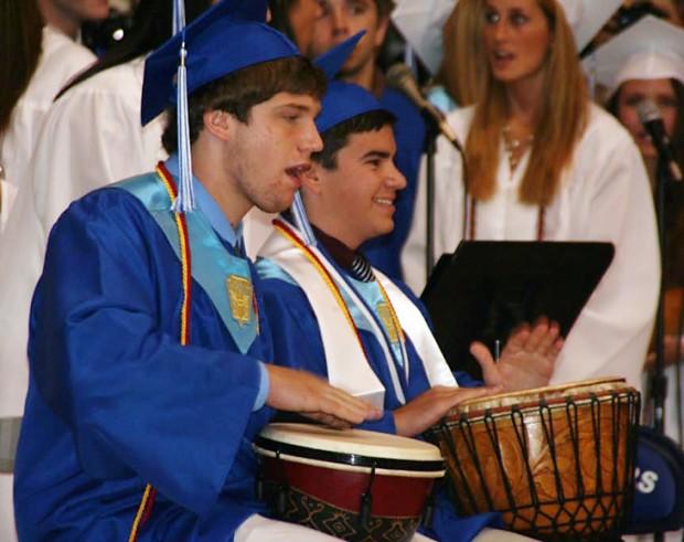 Lake George graduation
