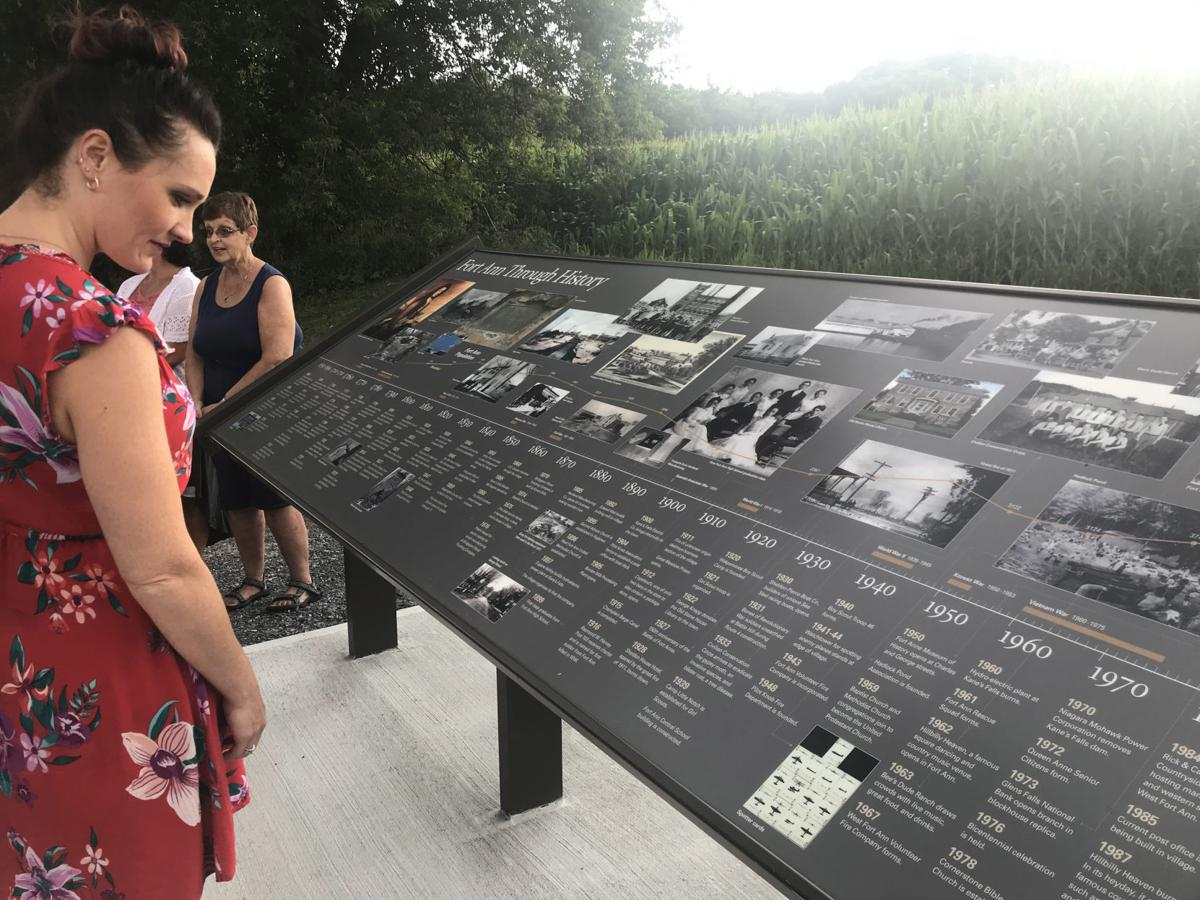 'Fort Ann Through History'