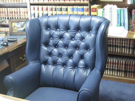 Crooked Stitcher chair
