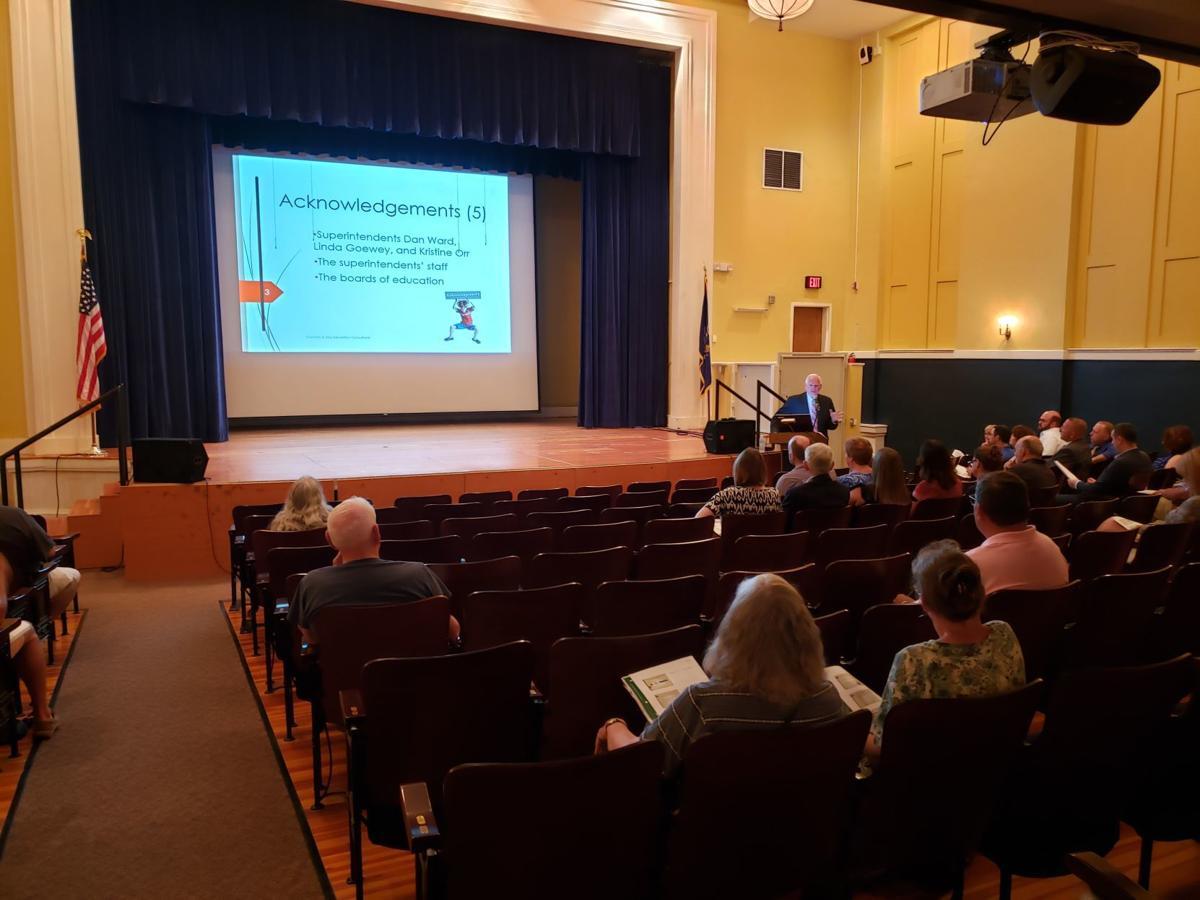 Fort Edward pre-merger study presentation