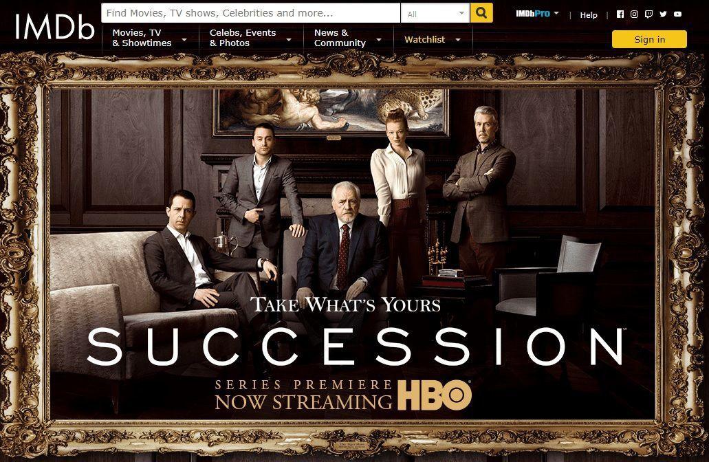 'Succession'