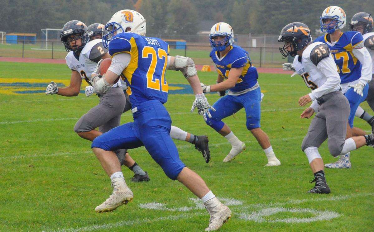 Queensbury vs. Averill Park football