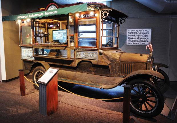 Buy A Food Truck >> MUSEUM FILES: Automotive appetite