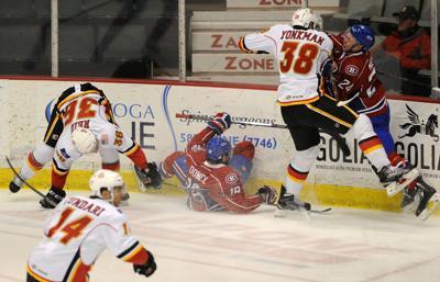 Adirondack Flames vs. Hamilton Bulldogs