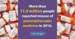Prescription pain pill addiction