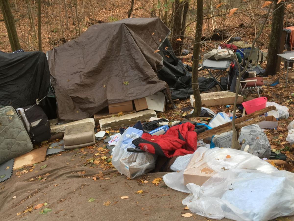 Burdo's camp