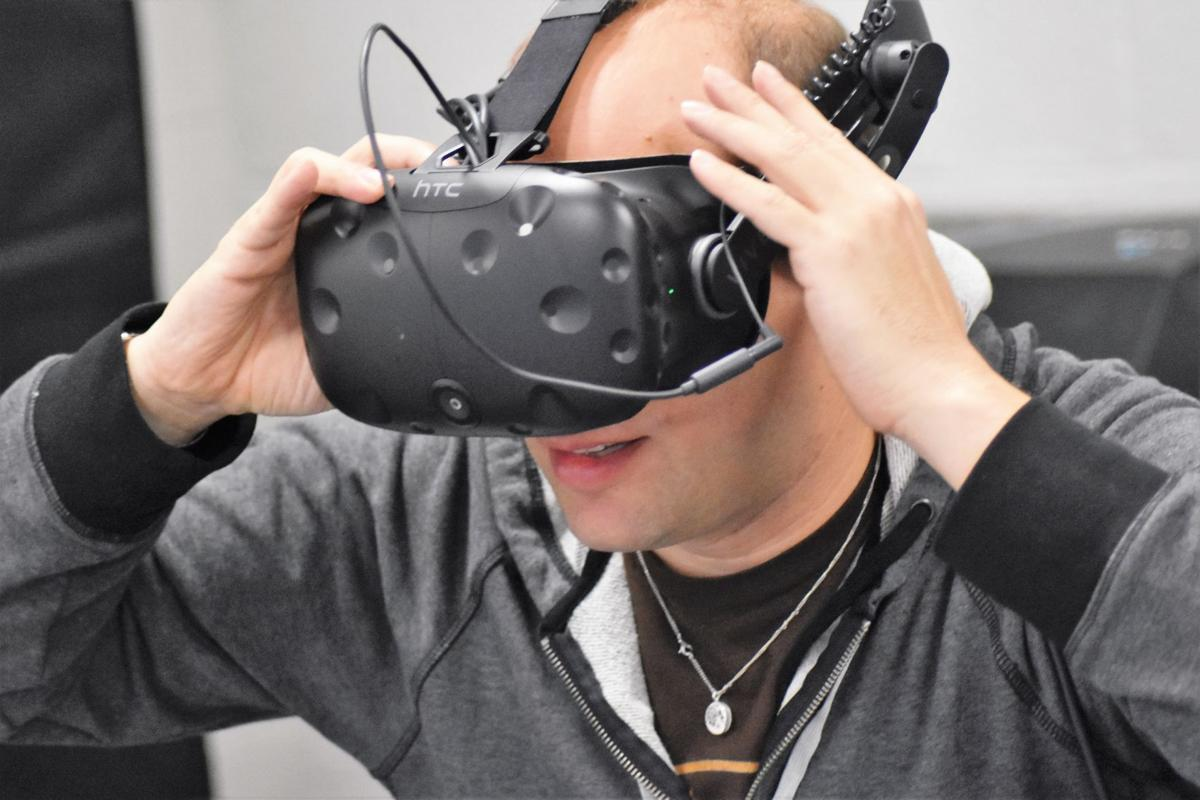 Virtual Reality at the Film Fest
