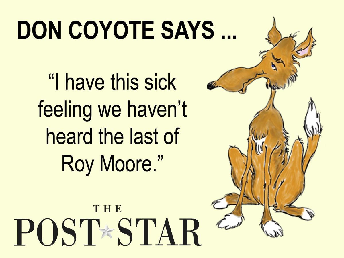 Don Coyote says...