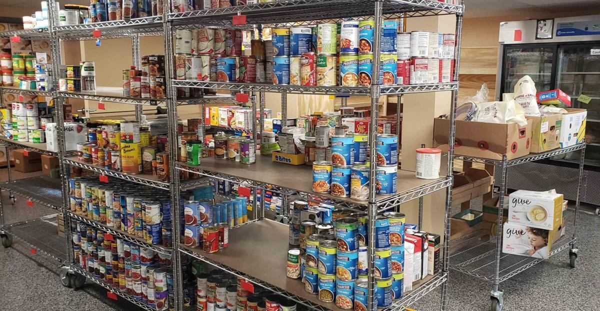 Food pantries see increase in use