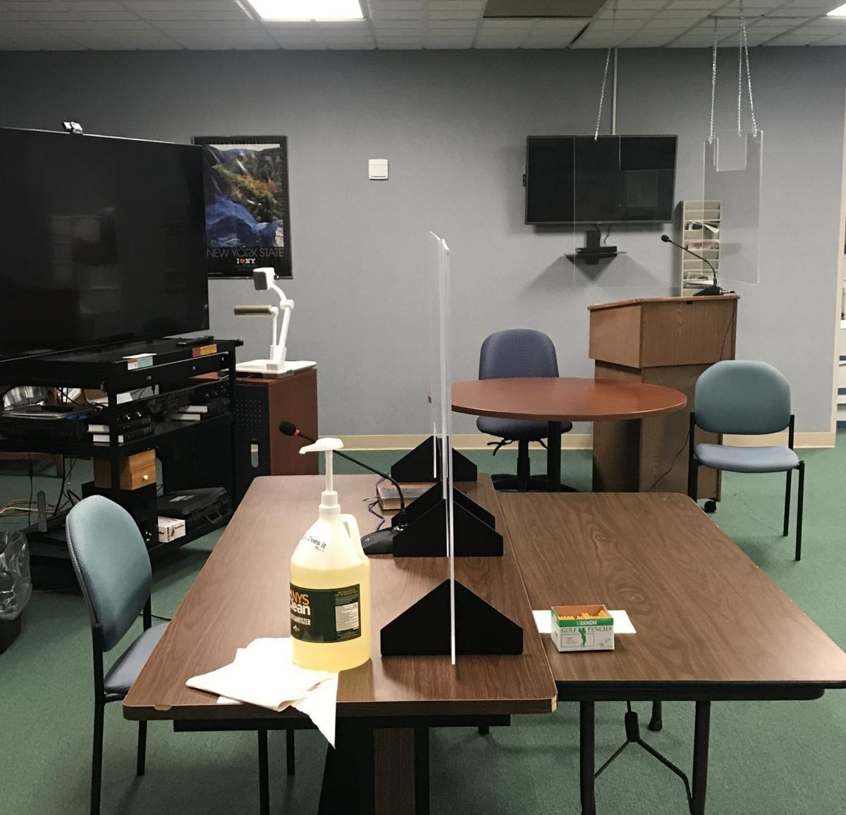 Washington County Court grand jury room