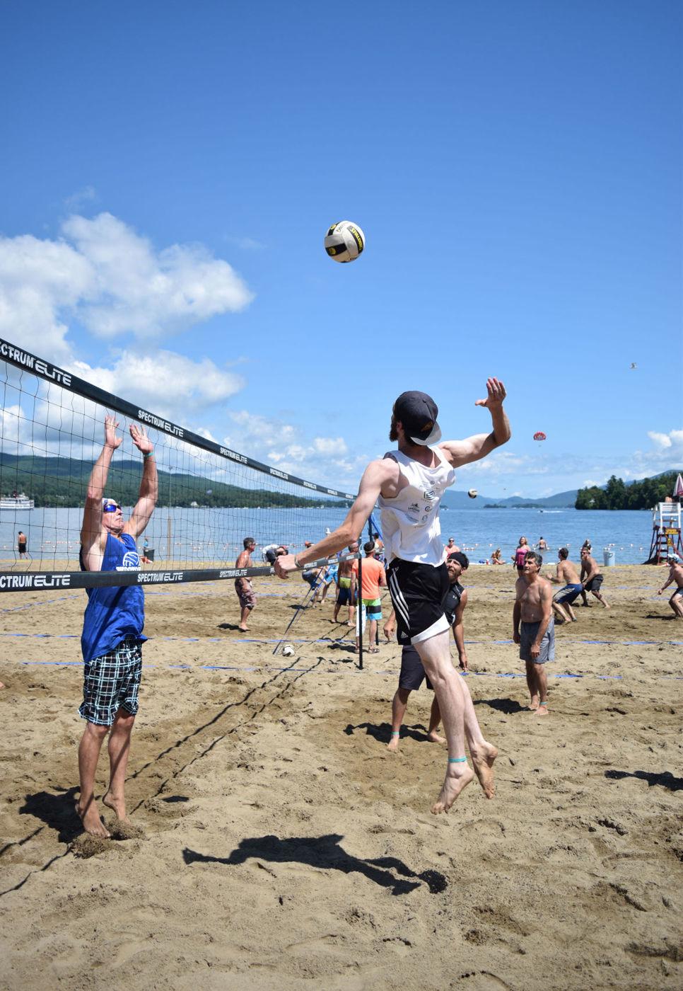 Million Dollar Beach Volleyball