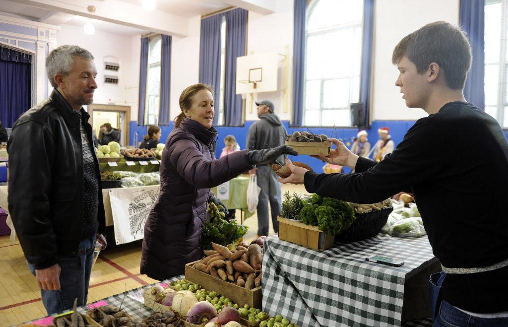 Glens Falls Farmers Market — Winter Market Opening Weekend