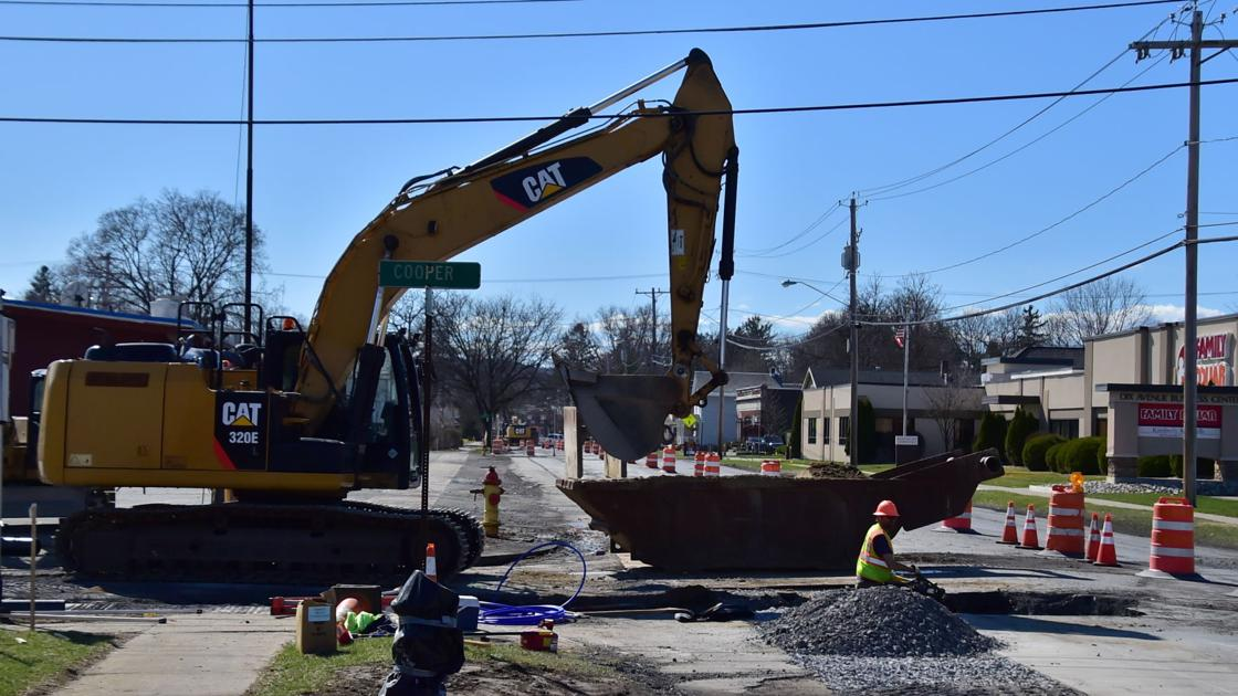 Water disruptions planned near Dix Avenue construction zone in Glens Falls