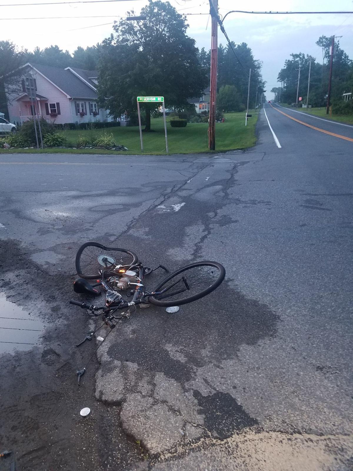 Reservoir Road crash