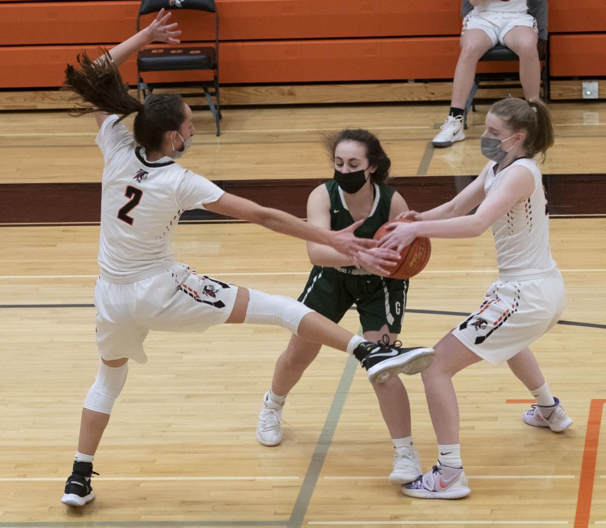 Girls Basketball: Cambridge vs. Greenwich